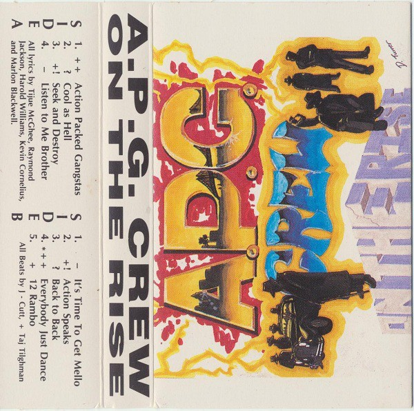 A.P.G. Crew - On The Rise (Outlay)