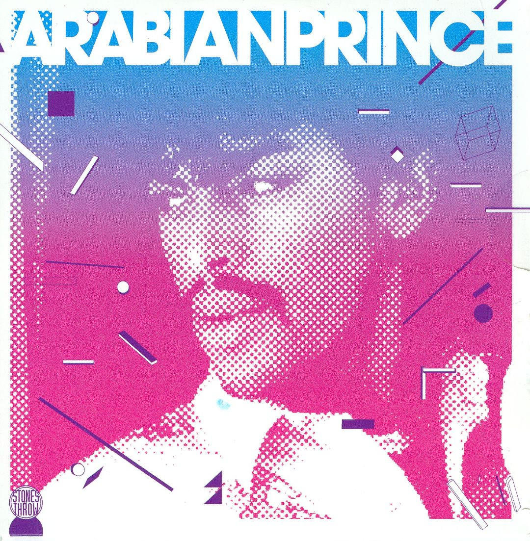 Arabian Prince Innovative Life The Anthology 1984 1989 Front