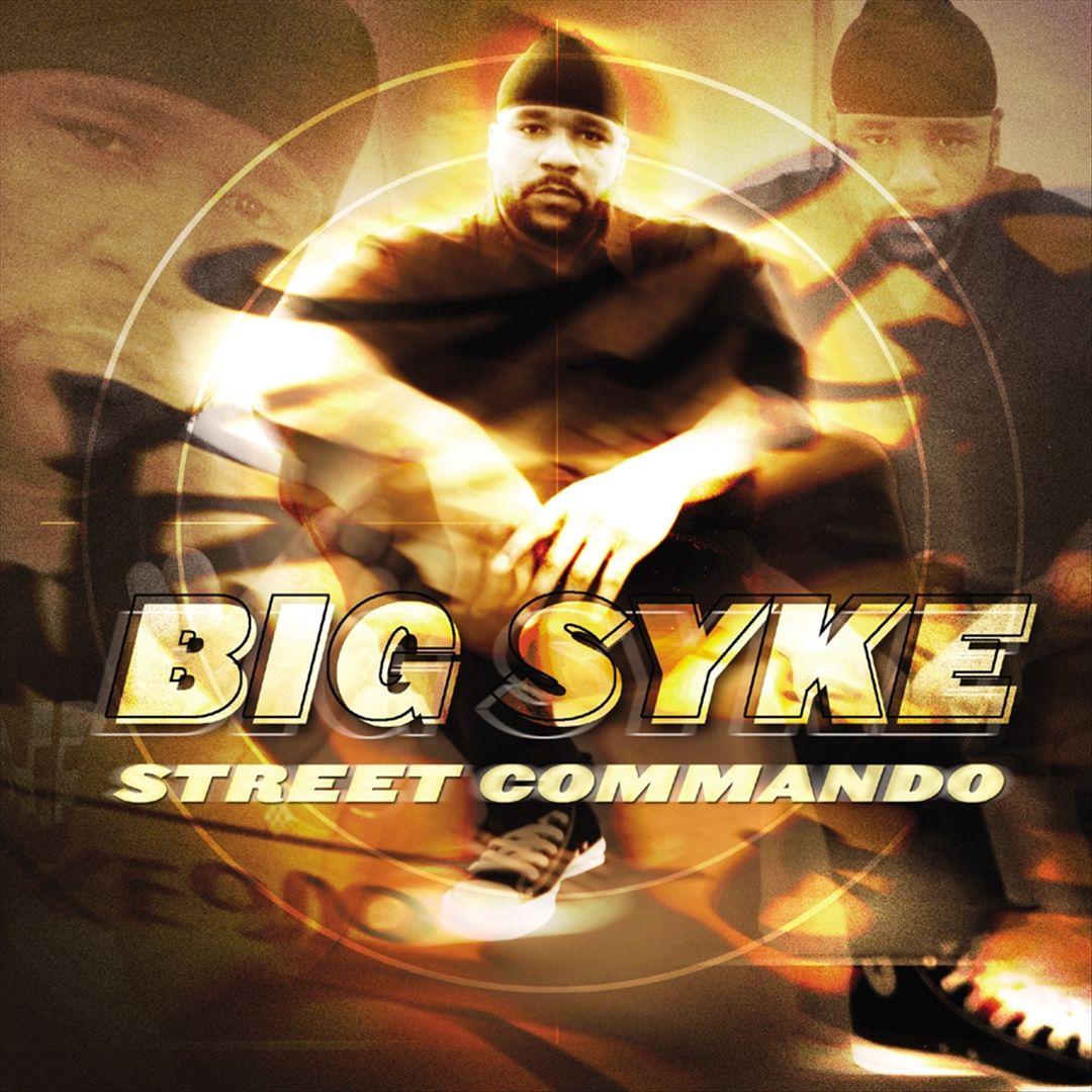 Big Syke Street Commando Front