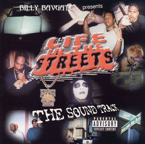 Billy Bavgate - Life In The Streets (The Sound Track) [Front]