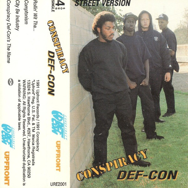 Conspiracy Def Con Street Version