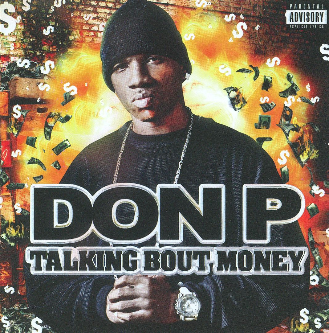 Don P - Talking Bout Money (Front)