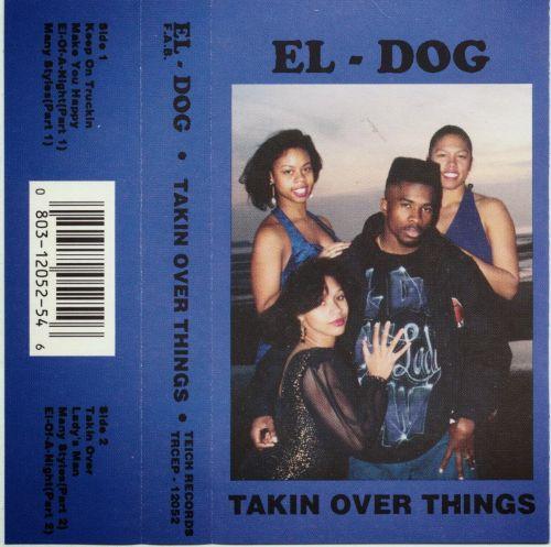El-Dog - Takin Over Things