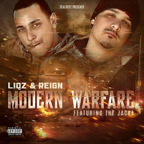 Liqz & Reign - Modern Warfare