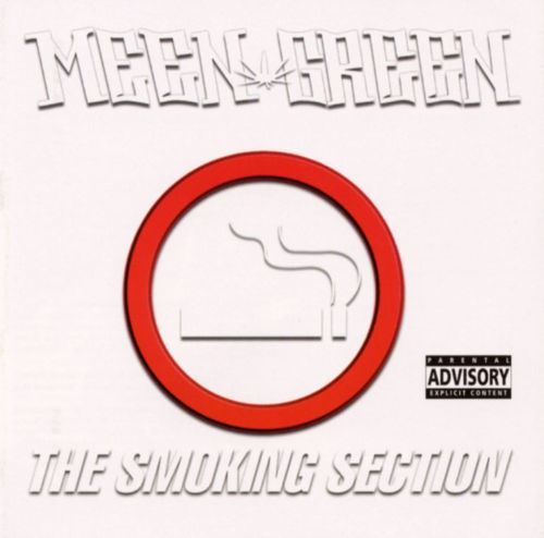 Meen Green - The Smoking Section (Front)