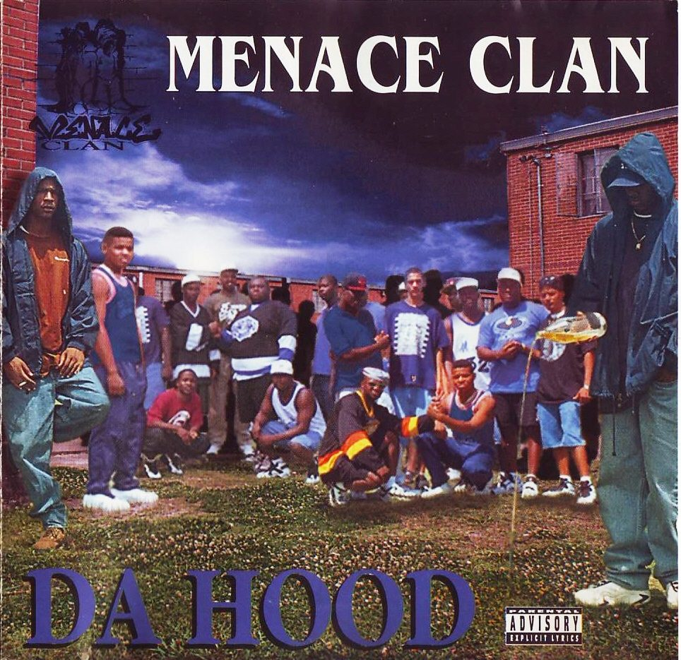 Menace Clan - Da Hood (Front)