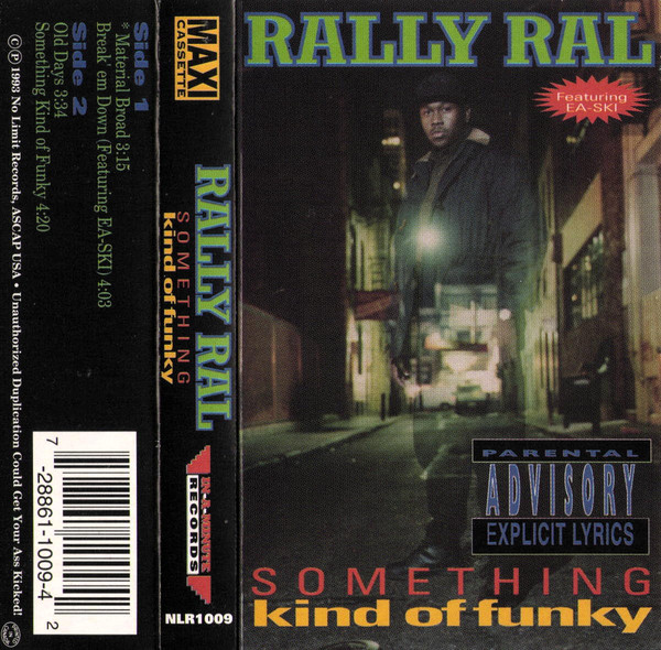 Rally Ral - Something Kind Of Funky