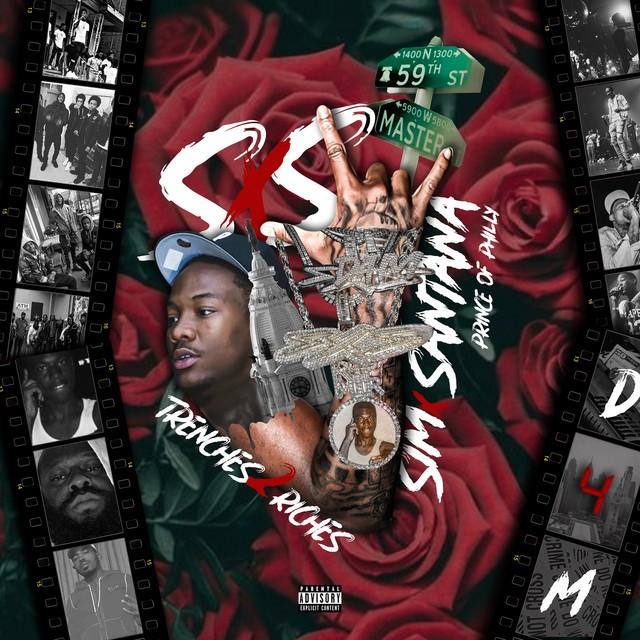 SimxSantana - Trenches 2 Riches - EP