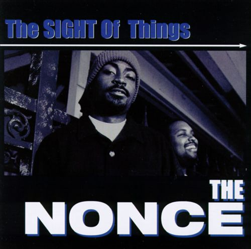 The Nonce - The Sight Of Things (Front)