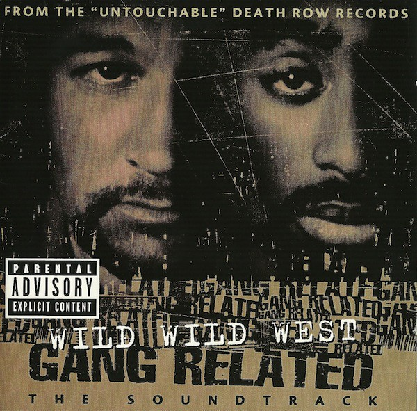 Various - Gang Related - The Soundtrack (Front)