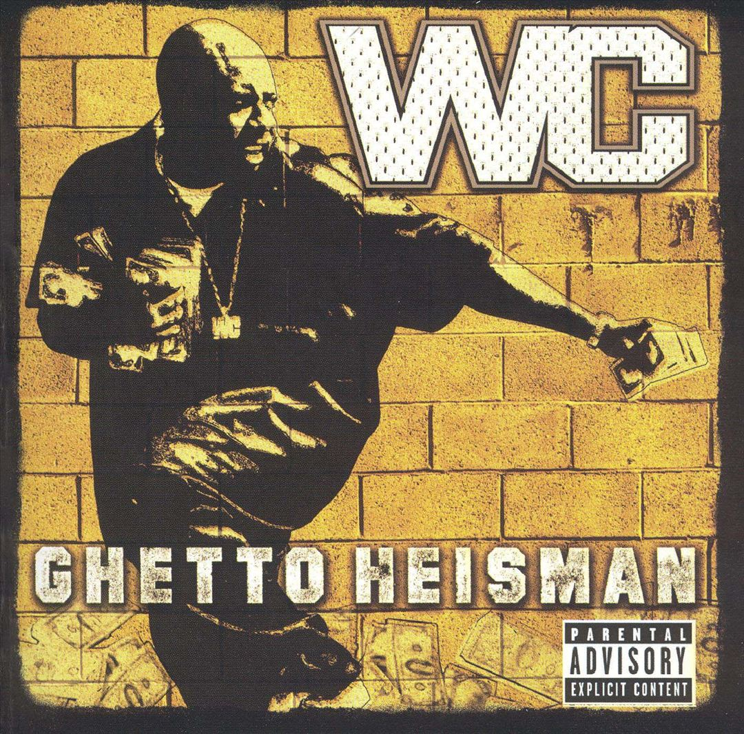 WC - Ghetto Heisman (Front)